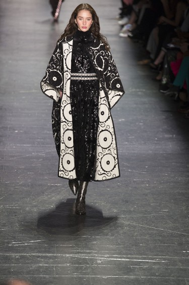 New York Fashion Week Winter 2016/17 - Vivienne Tam - Runway  Featuring: Vivienne Tam Runway Show NYFFW 2016 Where: New York, New York, United States When: 15 Feb 2016 Credit: Jeff Grossman/WENN.com