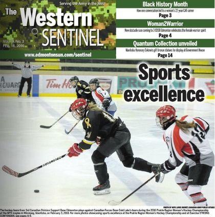 Western Sentinel, February 18, 2016