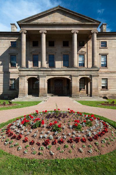 Province House, Charlottetown. (Fotolia)
