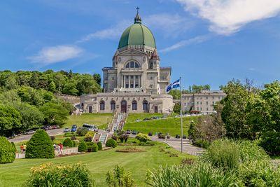St. Joseph's Oratory of Mount Royal, Montreal. (Fotolia)