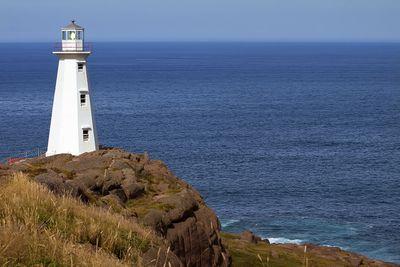 Cape Spear Lighthouse, St. John's. (Fotolia)