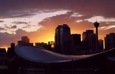Scotiabank Saddledome, Calgary. (Fotolia)