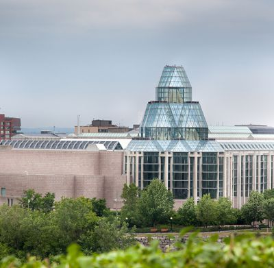 National Gallery of Canada, Ottawa. (Fotolia)