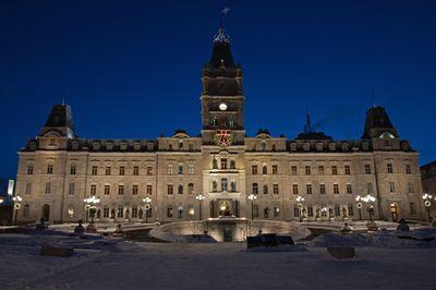 National Assembly of Quebec, Quebec City. (Fotolia)