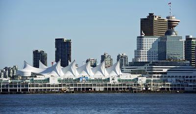 Canada Place, Vancouver. (Fotolia)