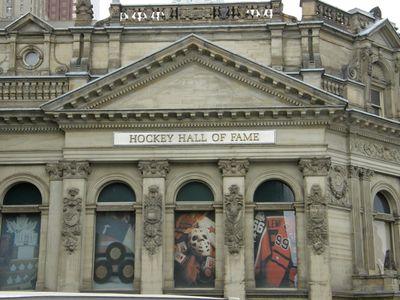 Hockey Hall of Fame, Toronto. (Fotolia)