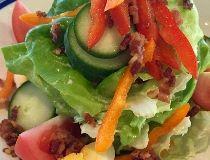Paul Shufelt salad