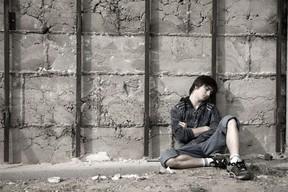 homeless teens