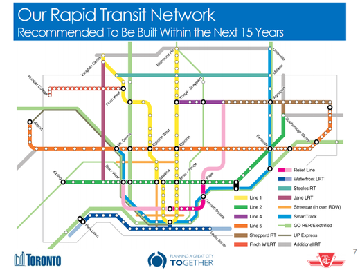 Ttc Subway Map Future.Is This The Future Of Toronto Transit Toronto Sun