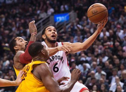 Toronto Raptors guard Cory Joseph