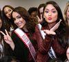 Miss Universe Pia Alonzo Wurtzbach (R)  and  Miss Universe Canada Paola Nunez visit pageant auditions in Toronto on Sunday. (CRAIG ROBERTSON, Toronto Sun)