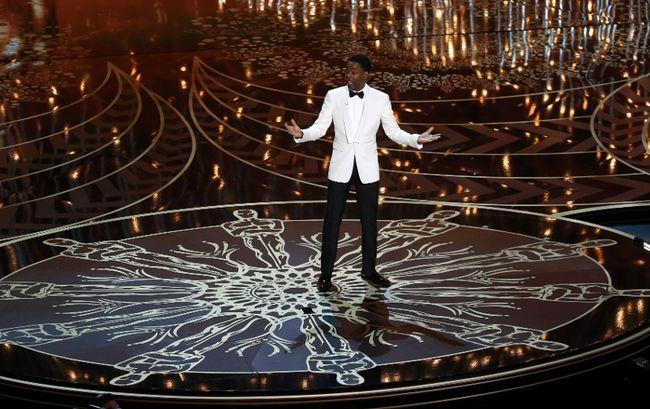 Chris Rock Oscars 7  2016