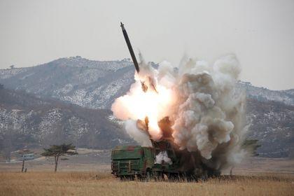 N. Korea rocket launch