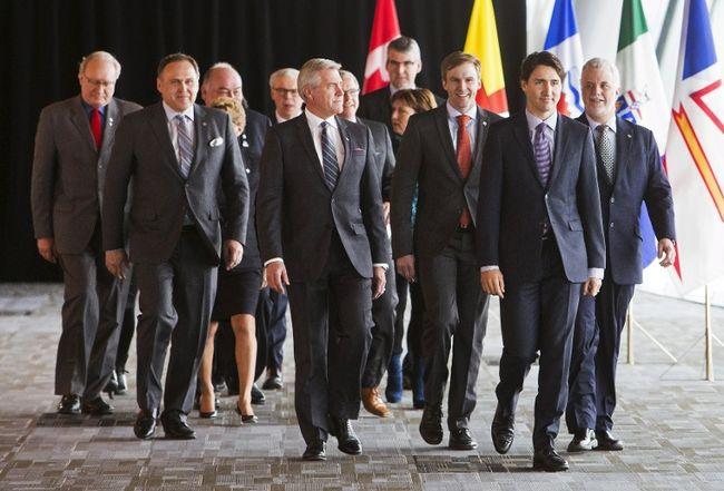 Justin Trudeau Vancouver Declaration