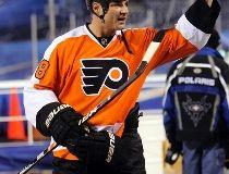 Philadelphia Flyers Eric Lindros