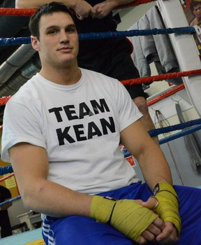 Canadian heavyweight Simon Kean is 3-0 as a pro. (Postmedia Network Files)