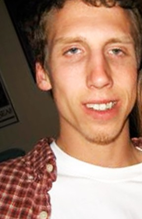 Schuyler Vanwissen was arrested Friday, Aug. 12, 2011 for his alleged involvement in the murder of Gina Swanson, 33, in her Edderton Avenue home in Winnipeg.