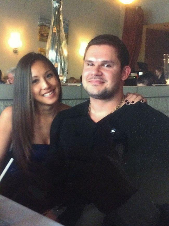 Monika Taing and Michael Gleeson