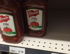 French's ketchup (Toronto Sun)