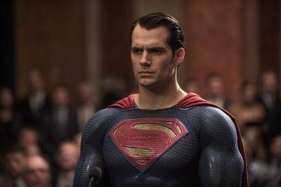 "Henry Cavill as Superman in a scene from ""Batman v Superman: Dawn of Justice"". (Warner Bros.)"