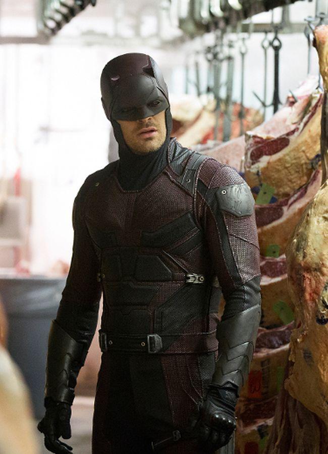 Charlie Cox as Daredevil in a scene from Season 2 of Marvel's Daredevil. (Courtesy of Netflix)