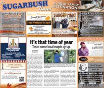 Sugar Bush 2016