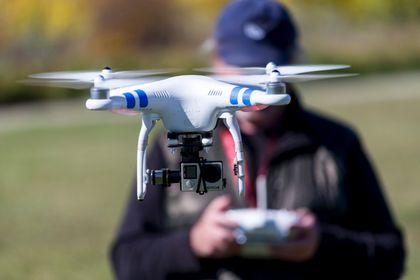 Drone file photo