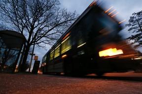TTC bus (Stan Behal/Toronto Sun files)