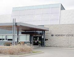 Norview Lodge in Simcoe. (MONTE SONNENBERG Simcoe Reformer)