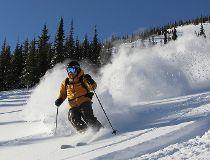 Ski Castle mountain
