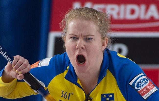 Sweden curling