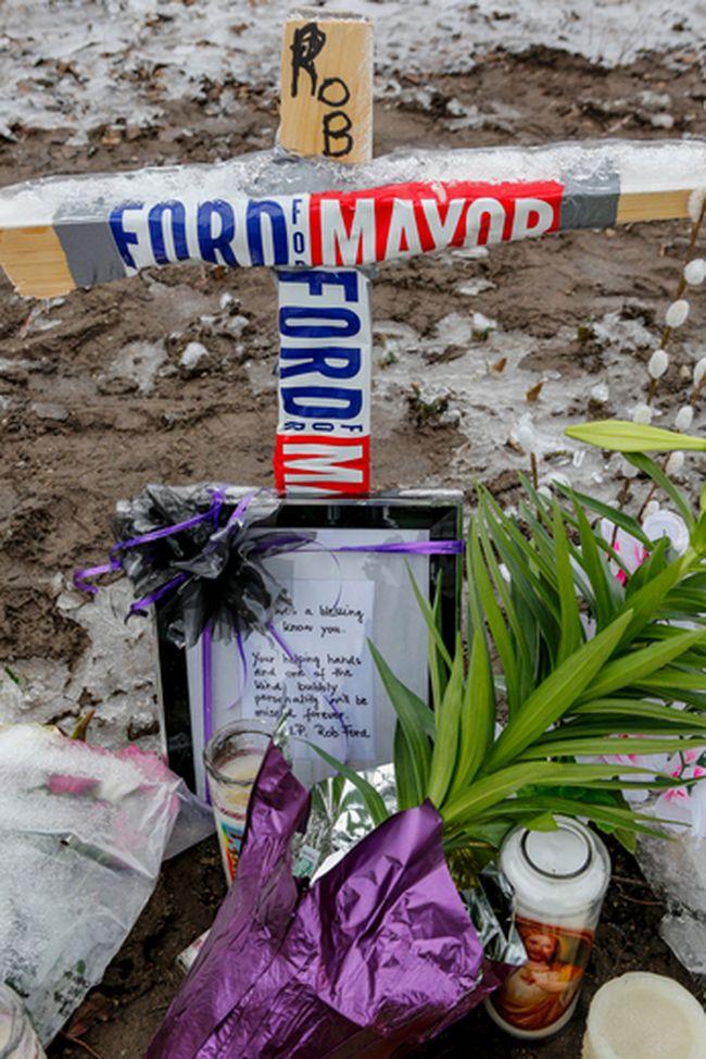 Ford memorial