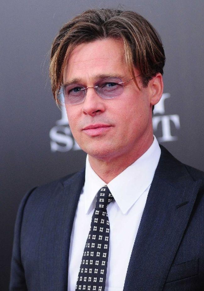 Brad Pitt. (WENN.COM file photo)