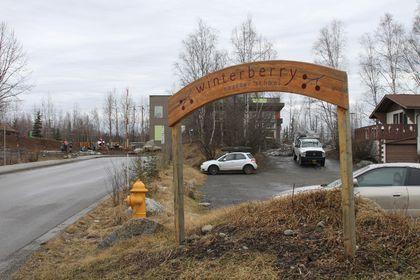 Winterberry Charter School, alaska