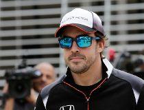 Fernando Alonso March 31/16