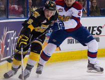 Edmonton Oil Kings vs Brandon Wheat Kings