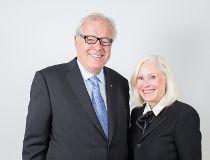 Gail and David O'Brien