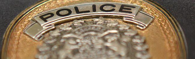 Calgary police badge