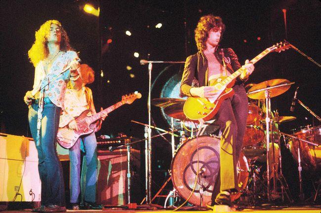 Led Zeppelin. (Handout photo)