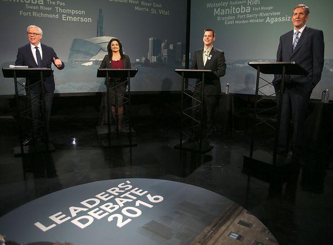 Televised leaders' debate_3