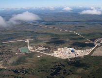 De Beers Canada Victor Mine