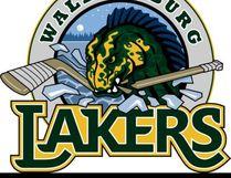 New logo of Wallaceburg Lakers