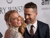 "Blake Lively and Ryan Reynolds. (<A HREF=""http://www.wenn.com"" TARGET=""newwindow"">WENN.COM</a>)"