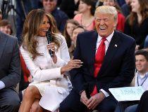 Donald Trump Melania