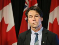 Minister of Health and Long-Term Care Eric Hoskins. (Veronica Henri/Toronto Sun)