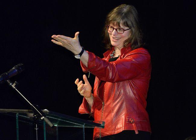 Susan Ferley (Free Press file photo)