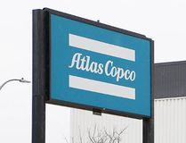 Atlas Copco.