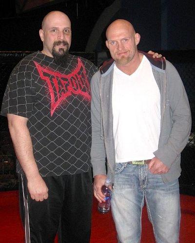 Joe Lozito, 45, with his