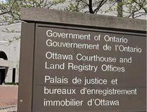 Ontario Provincial Court House. JEAN LEVAC / POSTMEDIA