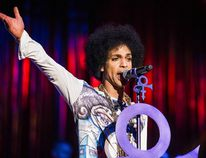Prince. (WENN.COM)